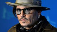 L'acteur Johnny Depp, le 2 juillet 2020 à Berlin