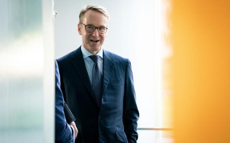 Jens Weidmann, presidente della Bundesbank, a Berlino, 23 settembre 2020