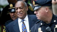 Bill Cosby arrive au tribunal de Norristown (Pennsylvanie) le 24 septembre 2018