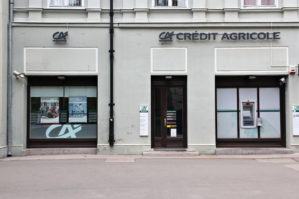 CREDIT AGRICOLE : Jefferies plus optimiste sur la valorisation