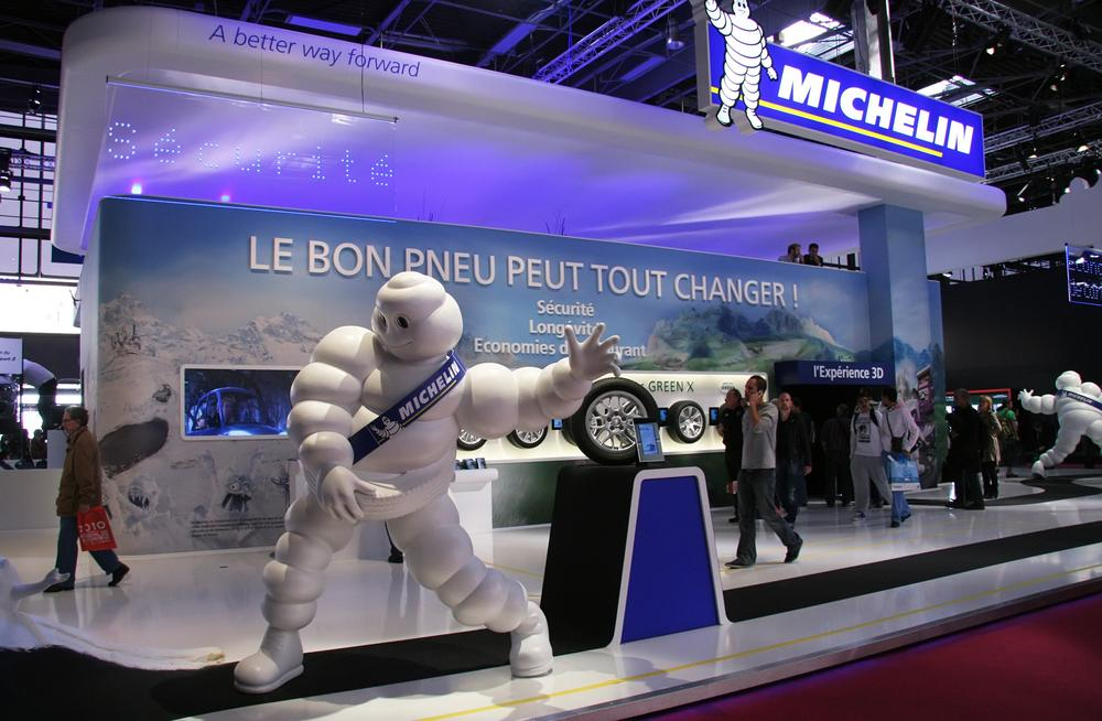 MICHELIN : Florent Menegaux prend officiellement les rênes