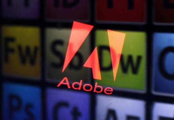 Adobe, 'star' du confinement, le titre tutoie ses records