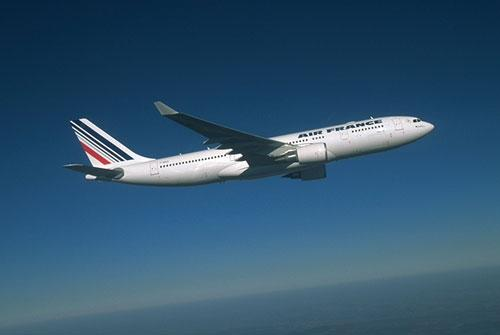 Air France : vers Chicago