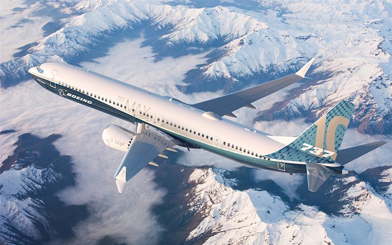 Air Lease Corporation et Boeing finalisent une commande de 12 B737 MAX