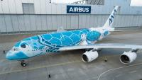 Airbus : All Nippon Airways reçoit son premier A380