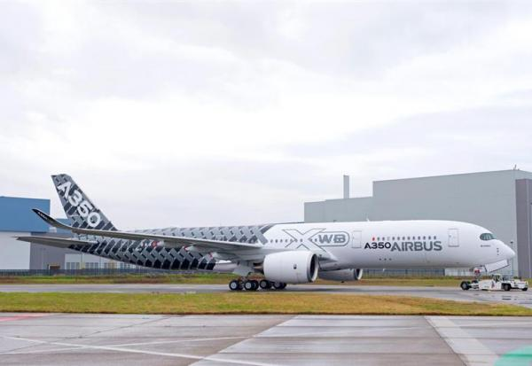 Airbus : Sichuan Airlines commande 10 A350 XWB