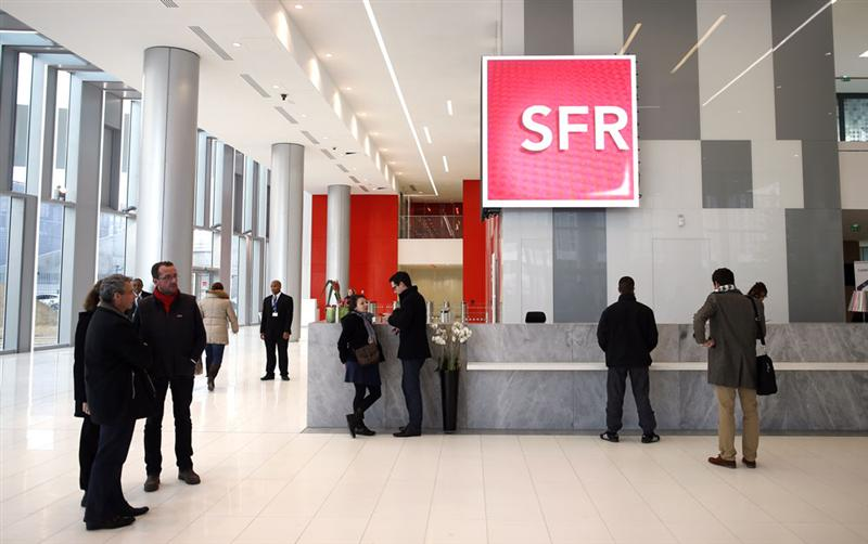 Altice-SFR poursuit son offensive dans la 4G