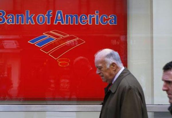 Bank of America : publication trimestrielle mitigée
