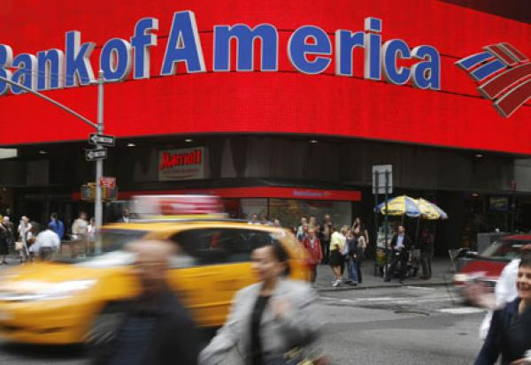 Bank of America : réorganisation chez Merrill Lynch