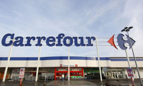 Carrefour : CA CIB place 3,1% du capital