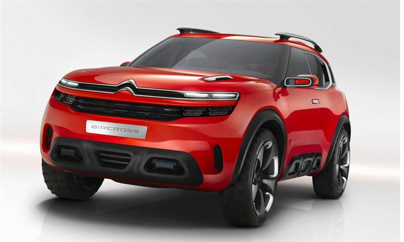 Citroën  va lancer la version hybride rechargeable du C5 Aircross