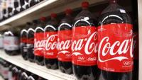 Coca-Cola trop 'light' au 1er trimestre