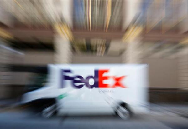 FedEx bat le consensus