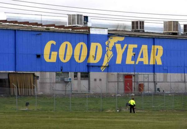 Goodyear Tire & Rubber : recul des profits