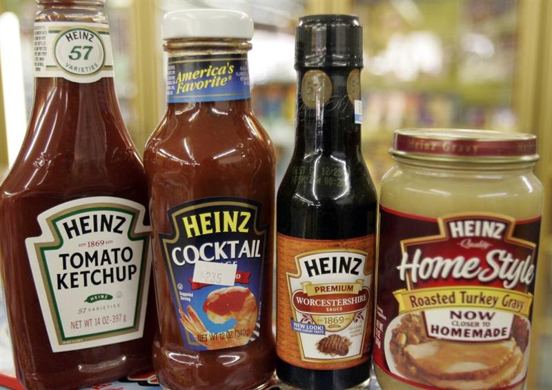 Kraft Heinz bat le consensus de profits