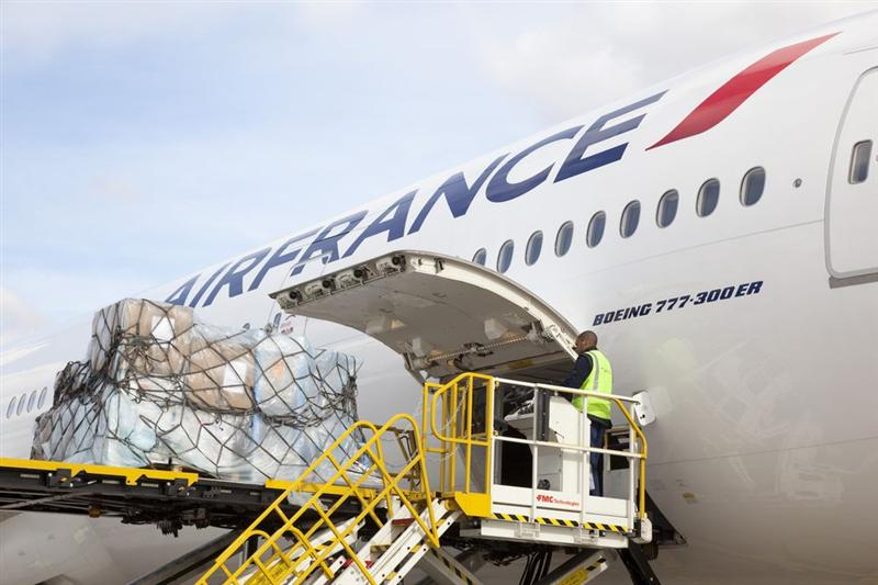 La publication d'Air France KLM bien accueillie