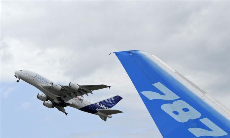 Malaysia Airlines passe commande chez Boeing