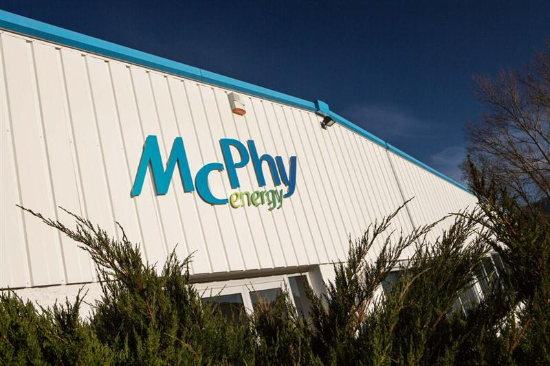 McPhy : agenda financier 2020