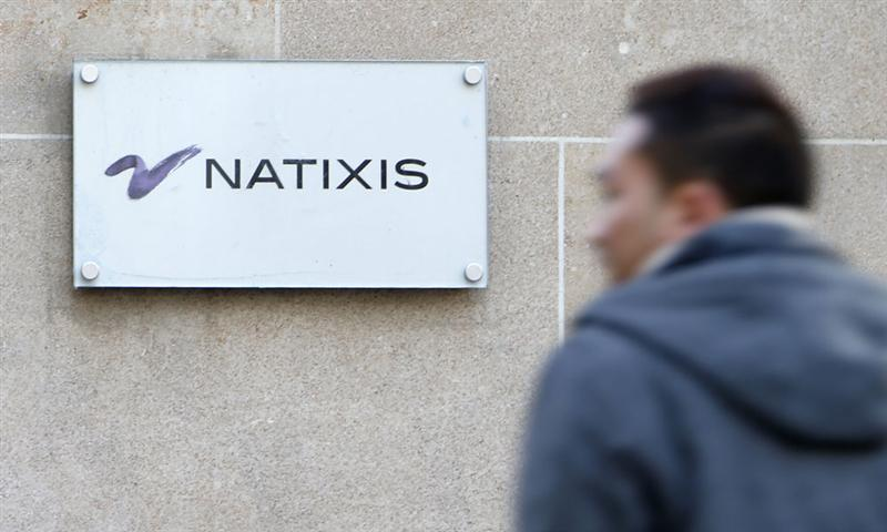 Natixis : retombe lourdement