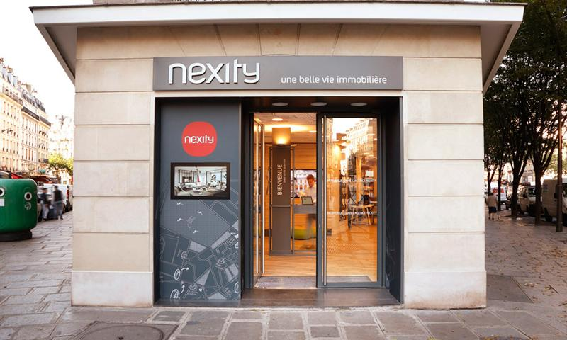 Nexity : dégradé !