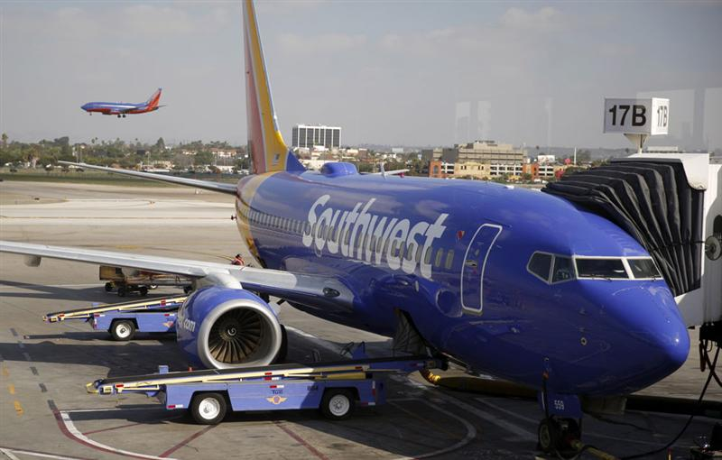 Southwest Airlines dit 'goodbye' à la cacahuète