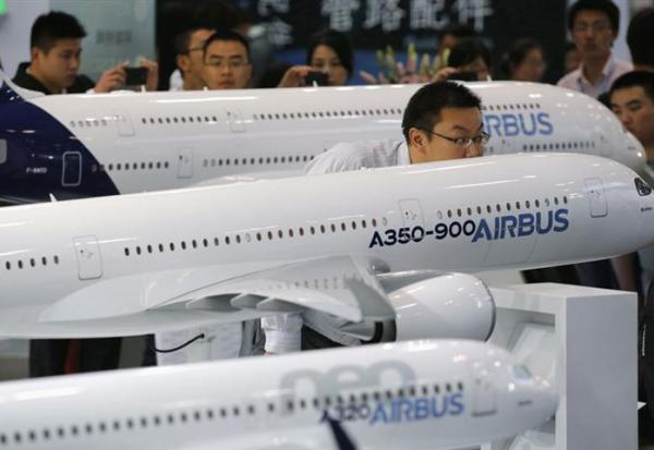 STARLUX Airlines commande 17 Airbus A350