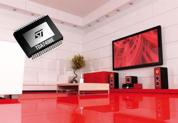 STMicroelectronics : vive hausse