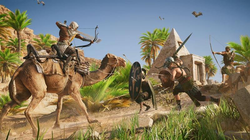 Ubisoft : 'The Discovery Tour by Assassin's Creed : Ancient Egypt' sera disponible le 27 octobre