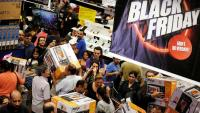 Wall Street : Black Friday au sommet