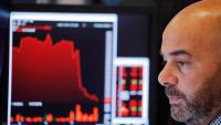 Wall Street creuse ses pertes, l'inflation arrive