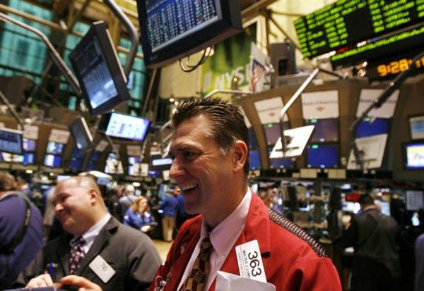 Wall Street : Dow Jones au sommet, en attendant la Fed