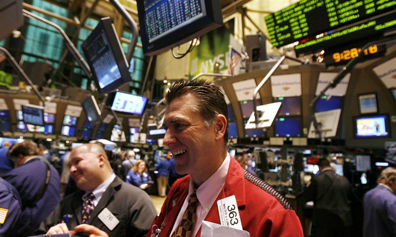 Wall Street : le Dow Jones toujours au top !