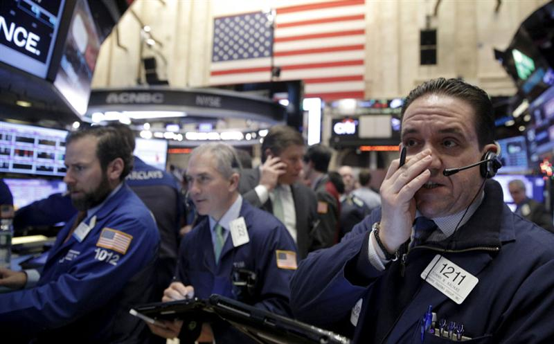 Wall Street : les tensions commerciales plombent l'ambiance
