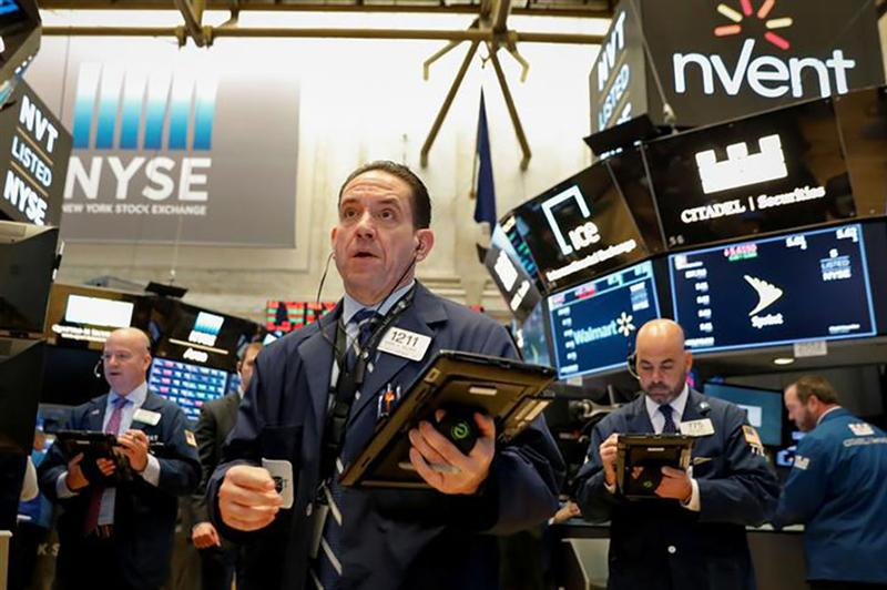 Wall Street progresse timidement avant la Fed