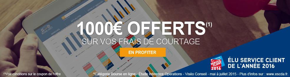 fr bourse tarifs