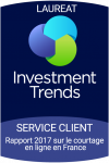 Investment Trends 2017 - Service client